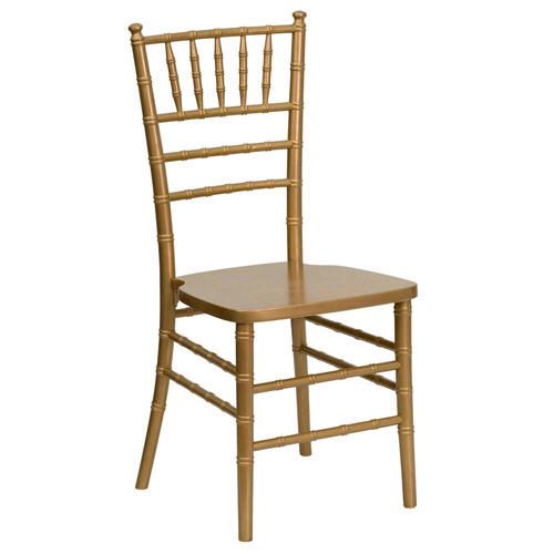 Gold Chiavari Chair Image