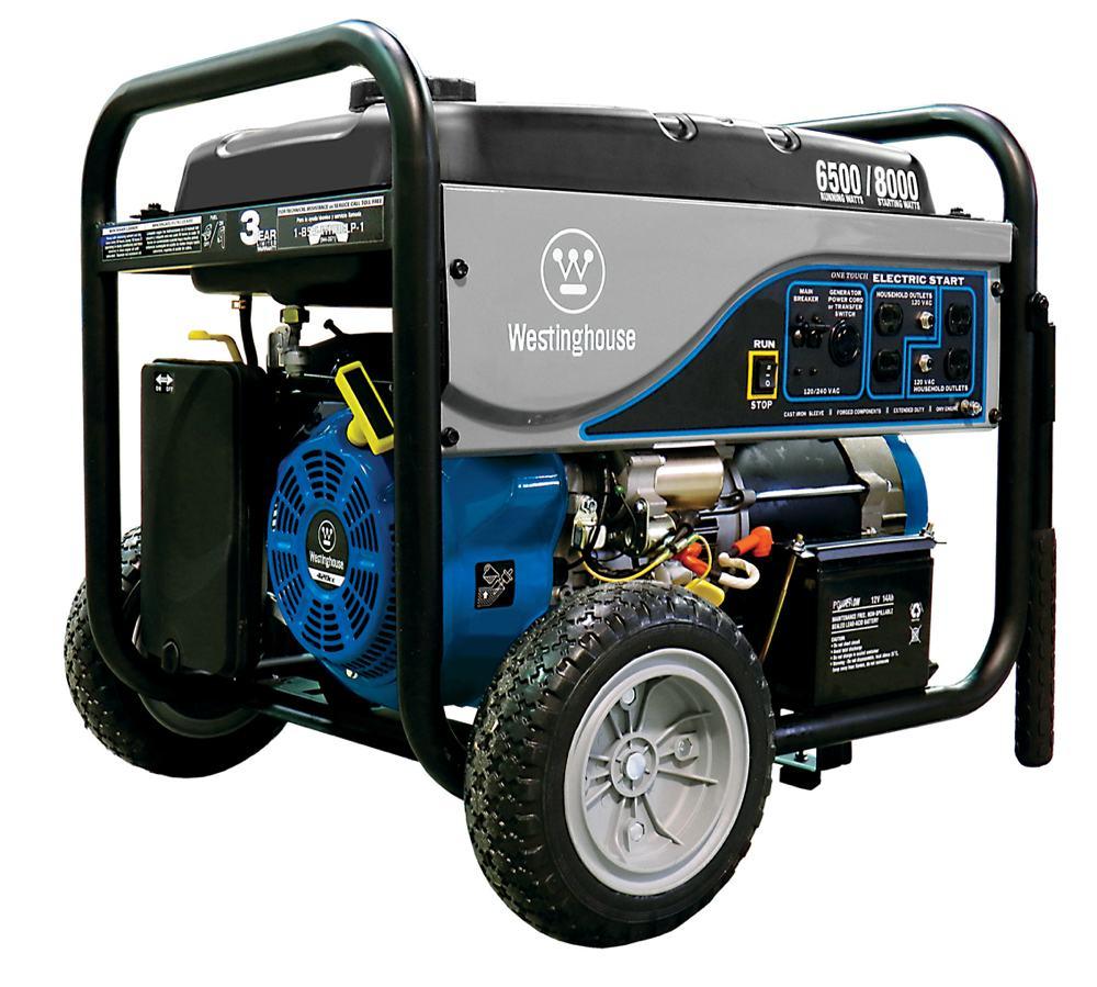 8000W Generator Image