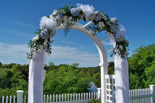 Custom Wedding Arch Image
