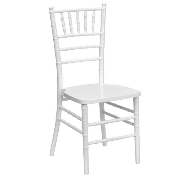 White Chiavari Chair Image