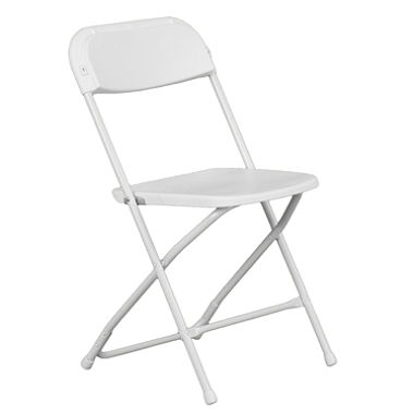White Hercules Chair Image