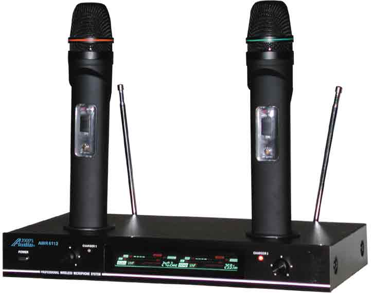 Wireless Mic Image