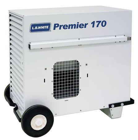 Propane Tent Heater Image