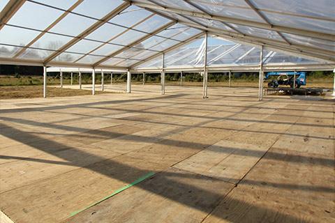 Tent Subfloor Plywood Image